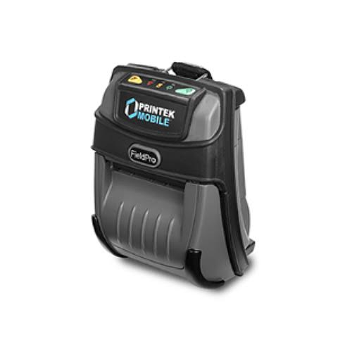 "Printek FieldPro FP530 Compact and rugged mobile printer for 2.8"" receipt, work order, and ticket printing"