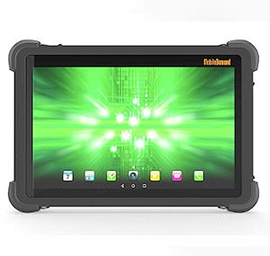 "MobileDemand xTablet A1180 is a robust 10.1"" rugged tablet that runs the Android 9.0"