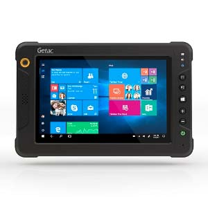 Getac EX80 Fully Rugged 8″ Class I Division I Tablet