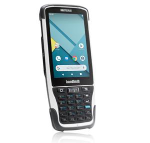 Handheld Nautiz X41 is a powerful Android handheld running Android 9.0