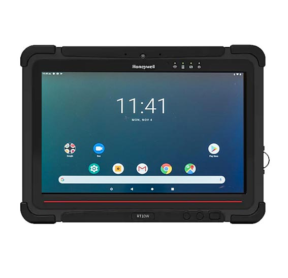 Honeywell RT10A is a fully rugged Android tablet computer
